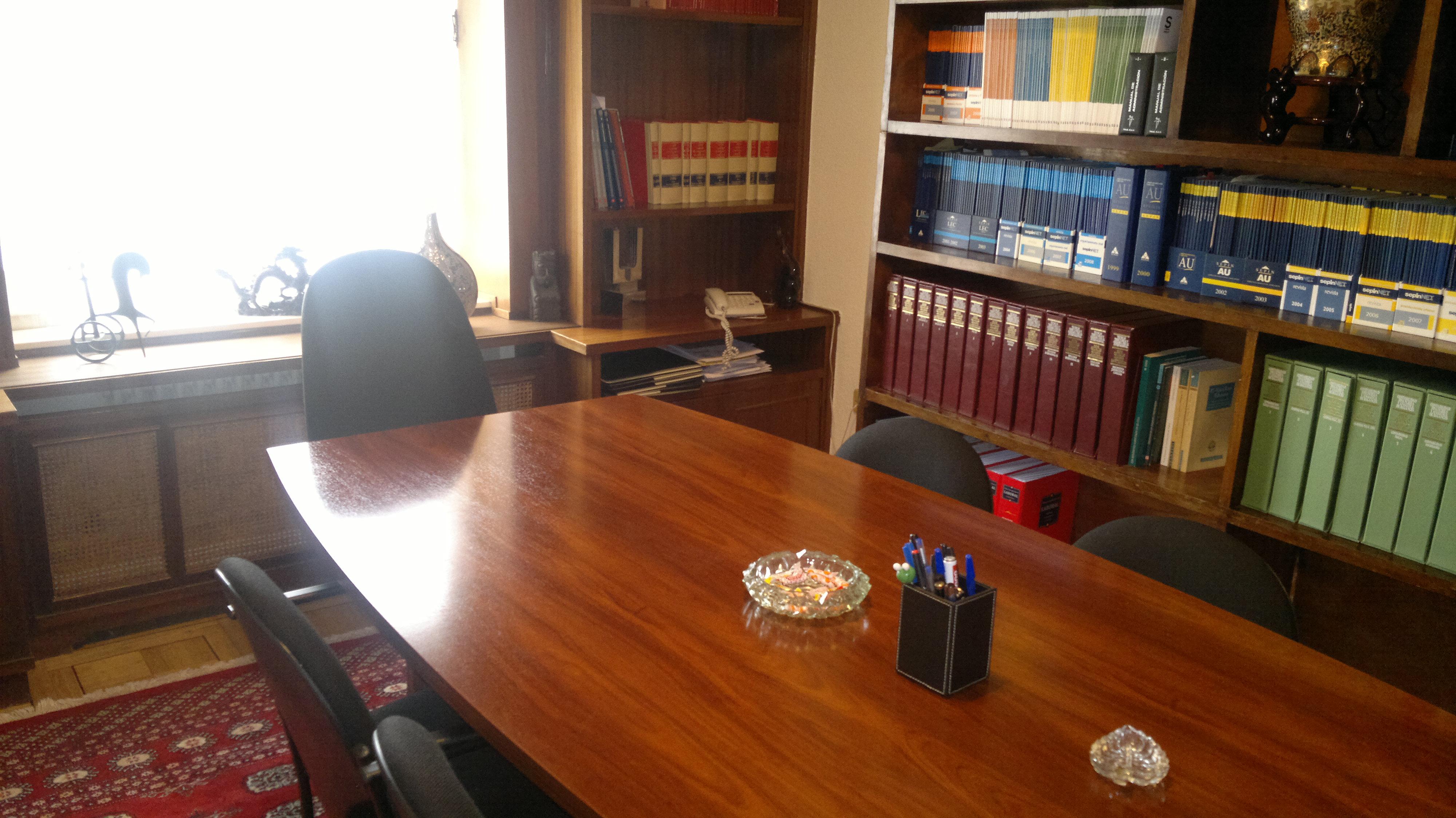 Nuestro despacho de abogados Madrid