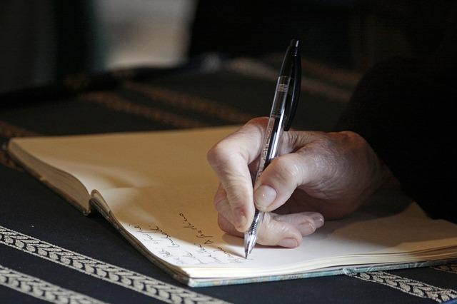 Tipos de testamento, por A. Cañizares Abogados Herencias Madrid