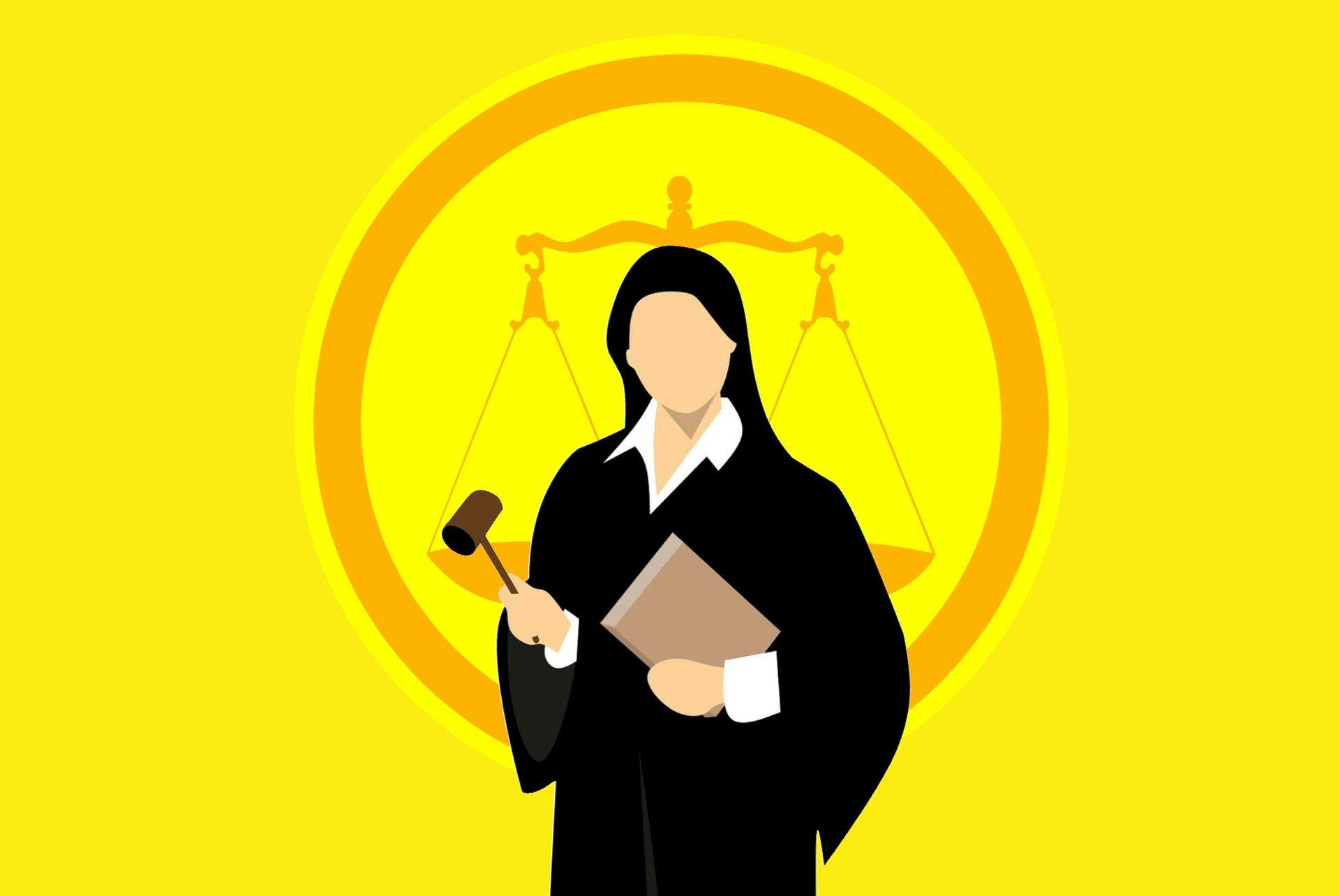 Origen de las togas de jueces, fiscales y abogados Madrid